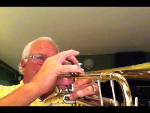 Bach Stradivarius SN# 25544 (1964) 37 ML