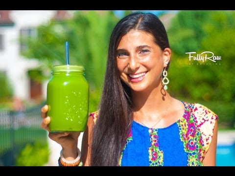 jugo-verde-para-bajar-de-peso-(green-juice-for-weight-loss)