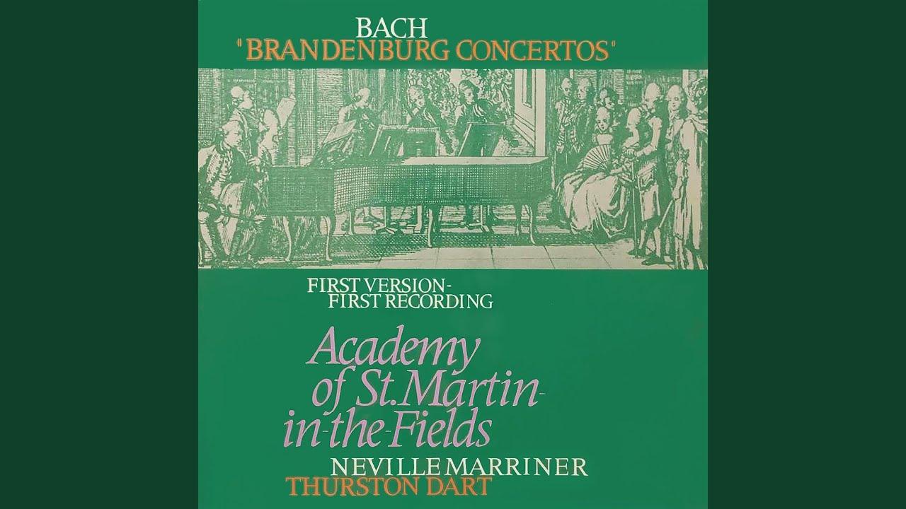 Musical Instruments & Gear Bach Brandenburg Concerto No 2 Bwv 1047 F Major