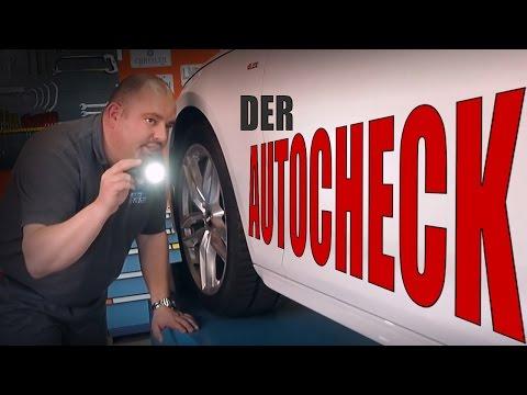 Autocheck Gebrauchtwagen