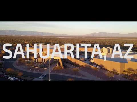 Easton Corbin - Behind the Scenes - Sahuarita, AZ (A Girl Like You)