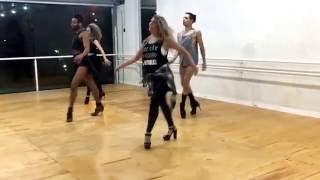 Coreografia Stiletto Bom - Ludmilla - Lore Improta e Vini Nascimento