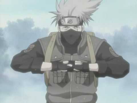 kakashi vs zabuzawater stylewater dragon jutsu youtube