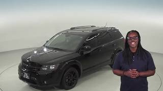 C95058JA - Used 2016 Dodge Journey R/T AWD Review Test Drive
