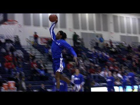 Malik London Junior Season Highlights - Class of 2012 - Ohio Basketball Club - Chillicothe