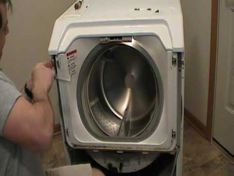 Maytag Neptune Dissasembly To Inspect Wax Motor Youtube