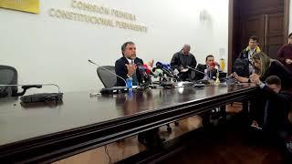 TNN@ Tengo miedo: admitió senador Armando Benedetti salpicado con chuzadas capturado H.  Guatibonza