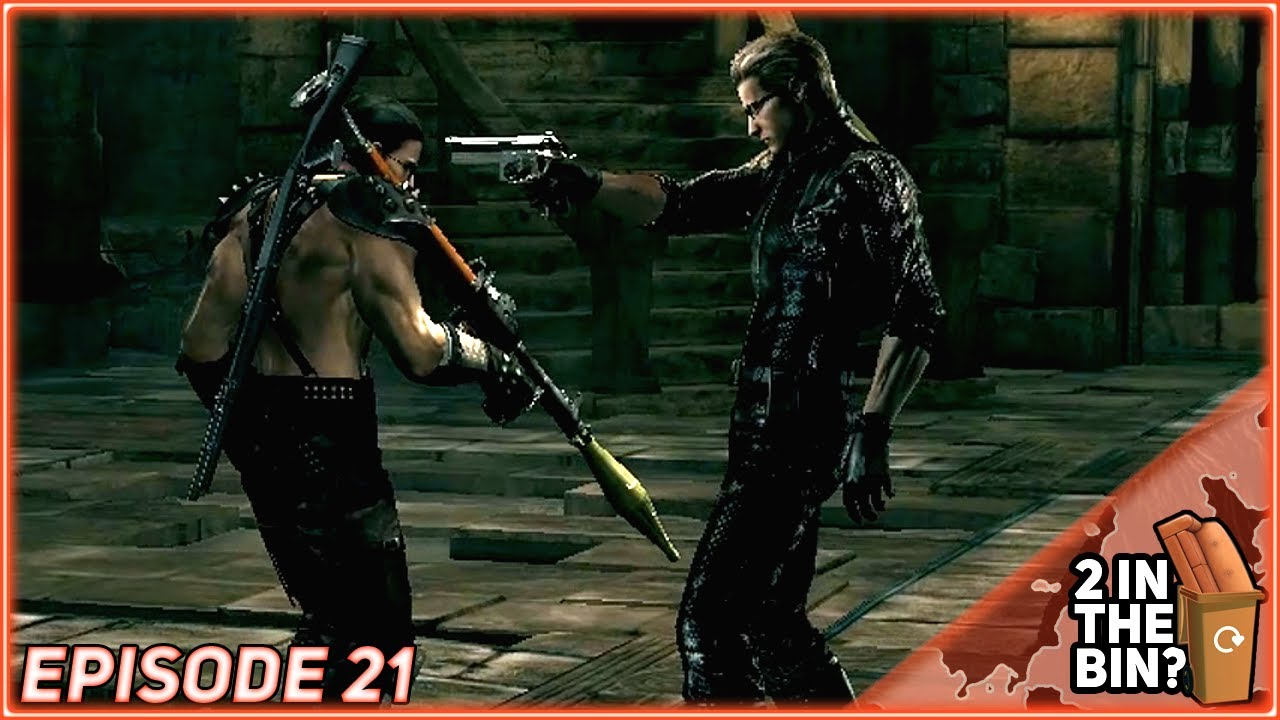 2itb Resident Evil 5 Co Op Let S Play Episode Part 21 Gameplay Walkthrough Youtube