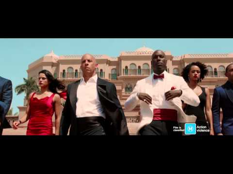 """Fast & Furious 7 - """"Brothers"""" TV Spot - Take home the action on Blu-ray, DVD & Digital now"""