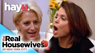 Dorinda & Bethenny Blow-Out | Real Housewives of New York