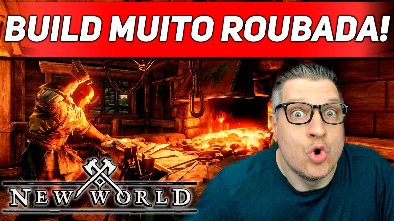 Download BUILD PODEROSA DE RAPIEIRA COM MANOPLA! | NEW WORLD
