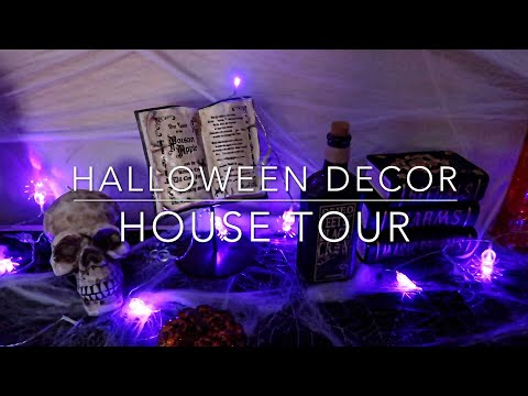 House Tour | Halloween Decor