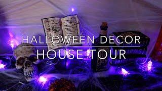 House Tour | Halloween Decor