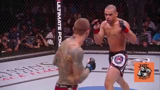Respect and Emotion Moments in UFC HD Highlights
