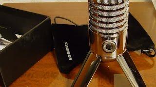 Новый микрофон у Муравьеда