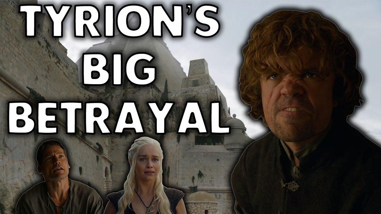 will tyrion meet danyris this season