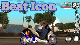 Mod Motor Beat Icon - Gta Sa Android