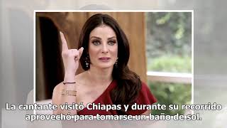 Ana Bárbara protagoniza el más ardiente de sus bikinazos enInstagram