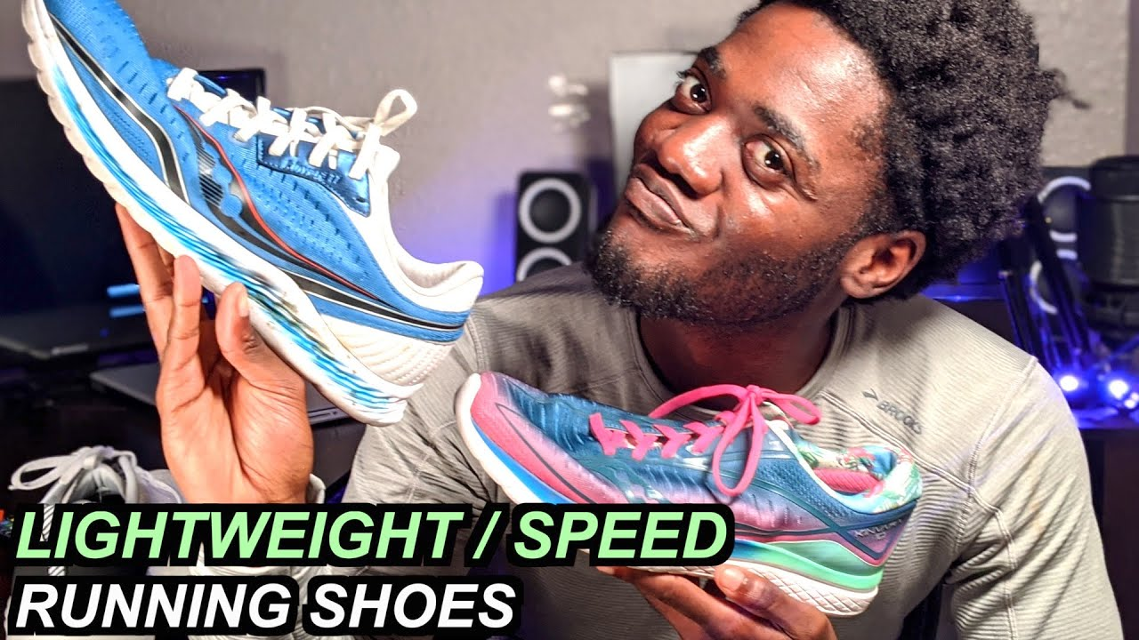 LIGHT WEIGHT RUNNING SHOES | FAST TEMPO