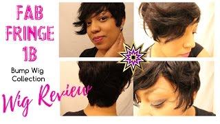Super Fab Short Wig Only $23!!! (Fab Fringe)