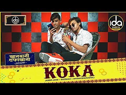 Koka | Badshah | Dhvani Bhanushali | Jasbir Jassi | Rahul Indtrix | Choreograph By Rahul And Team