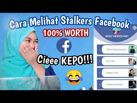 Cara Melihat Stalkers Facebook 2020