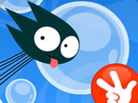 Доступна новая бесплатная игра  Фикисики Мыльные Пузыри Премиум