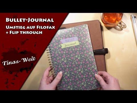 Bullet Journal Umstieg