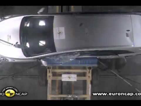 Hyundai i40 CRASH TEST краш тест
