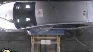 Hyundai i40 CRASH TEST краш тест смотреть