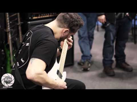 """Joe Cocchi of Within The Ruins - Performing """"The Other"""" (Live at NAMM 2016)"""