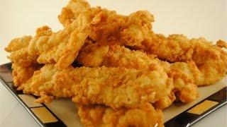 Как сделать хрустящую курицу как в KFC