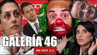 GALERÍA #46: TRISTE #DEBATECHILANGO... ¿ASÍ SERÁ EL DEL DOMINGO?/ AMLO vs SLIM