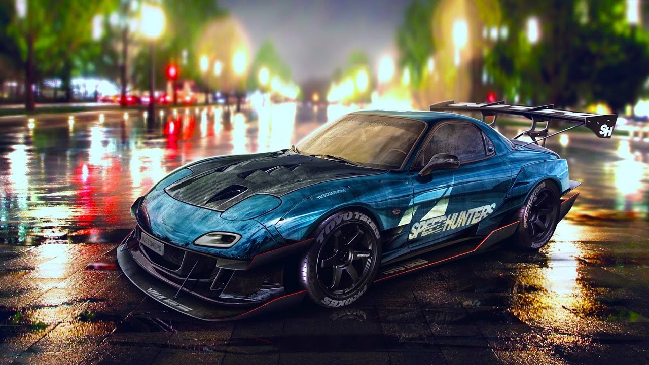 Need For Speed Underground 2 Mazda Rx 7 Drag Sect Youtube