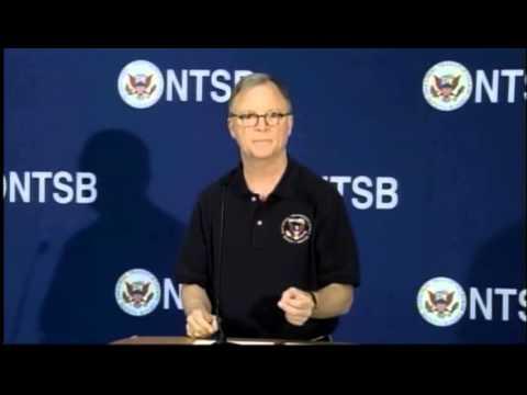 Raw video: Saturday NTSB briefing