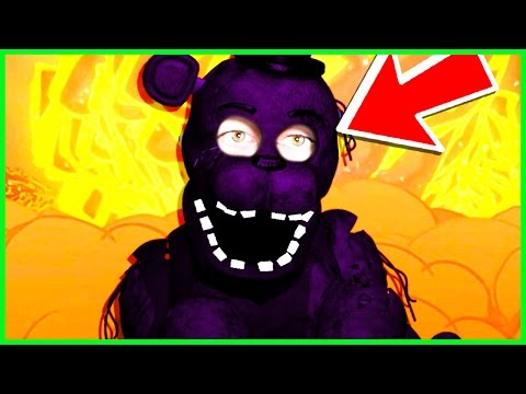 BECOMING SHADOW FREDDY to SAVE THE ANIMATRONICS 😭 - FNAF Popgoes Arcade 2 (Part 2)