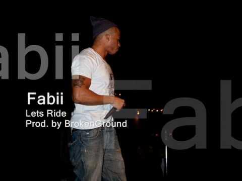 Fabian - Lets Ride (New Version) [hip hop]