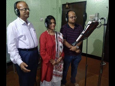 Aei Bhakter Dal Mayer Mandire by Aswini Kumar Mandal