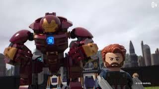 Прибытие Таноса - LEGO Marvel Super Heroes