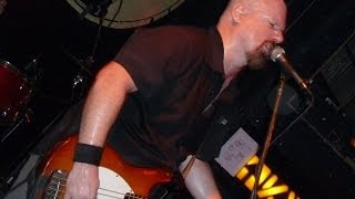 PRO-PAIN - Unrestrained & 3 Minutes of Hate - Live - Zagreb 27.02.2013