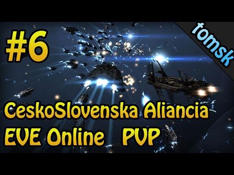 ► EVE Online l CSALI PVP v NullSec-u l #6 l Gameplay l CZ/SK [HD]