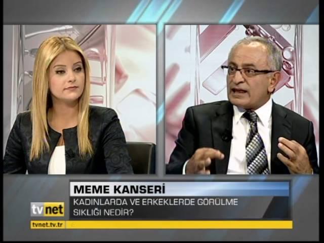 Prof. Dr. Hasan Taşçı - Meme Kanseri - TVNET - Poliklinik