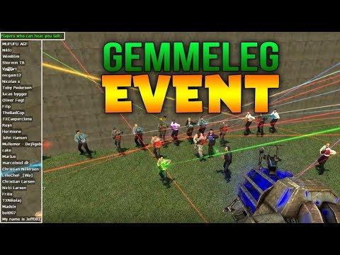 Gemmelegs event! | Ft. Leonardo