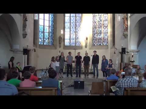 Pop-Jazz Ensemble Münster - Fields of Gold