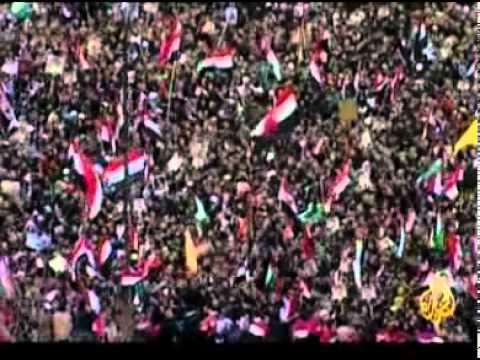 الأسد وسط مؤيديه .. سوريا ستنتصر