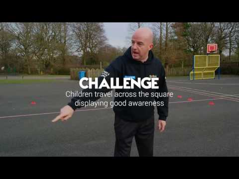 Speed and quickness lesson  Bolton Council