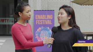 Enabling Festival 2018 by Enable Asia