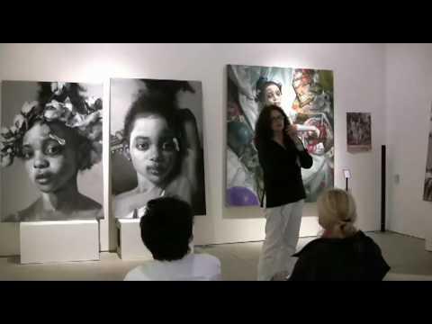 Talk by artist Margaret Bowland