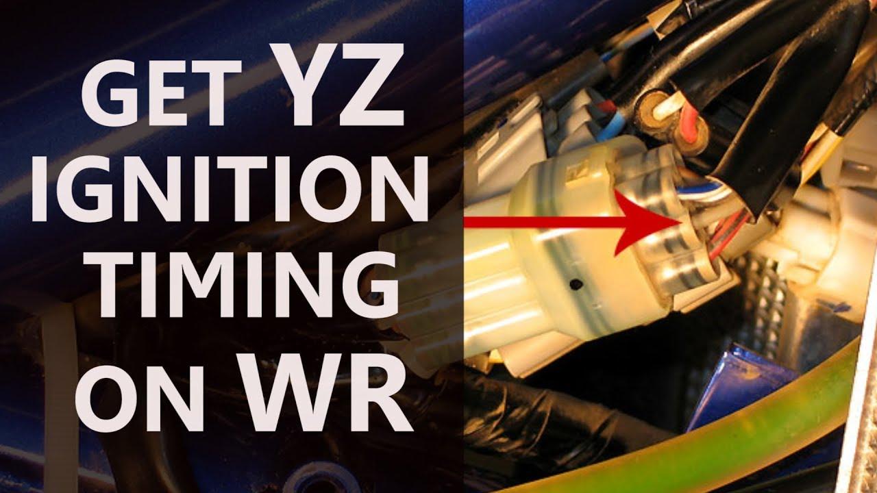 2009 Yamaha Wr450 Wiring Diagram Xvs650 Yz426 Wr450f Grey Wire Mod Free Mods Wr250 Youtube On