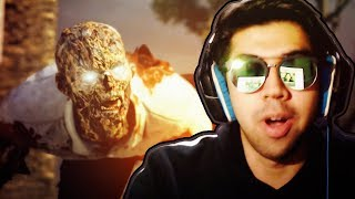 """Reacción: Gameplay Trailer """"Alpha Omega"""" Call of Duty: Black Ops 4 Zombies"""